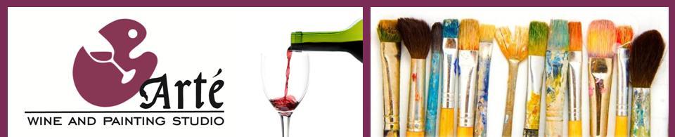 Arte Wine & Painting Studio